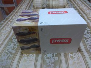 Weddings Pyrex 18 Piece Microwave Cooking Ware. Brand New! for Sale in Miami, FL