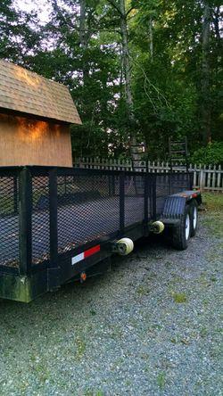 Custom built car trailer for Sale in Cumberland,  VA