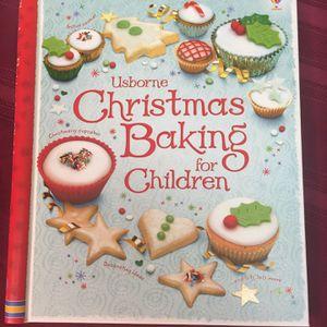 Usborne Christmas Baking for Children for Sale in Lawrenceville, GA