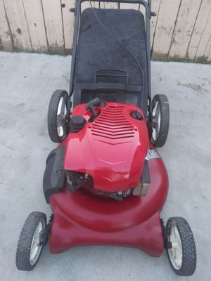Craftsman push lawn mower work great for Sale in Colton, CA
