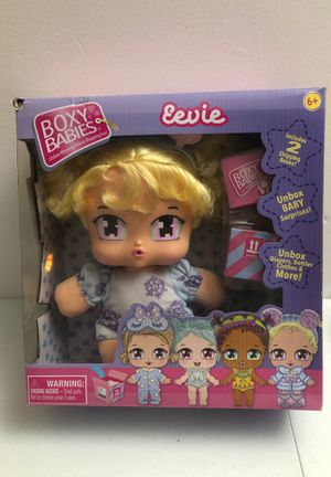 Boxy babies Eevie for Sale in Framingham, MA