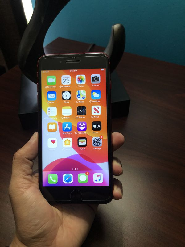 Iphone 8+ Unlocked