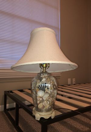 Sea shell lamp for Sale in Austin, TX