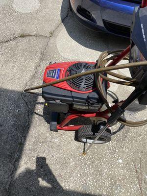 Troybilt 2800 psi pressure washer for Sale in Orlando, FL