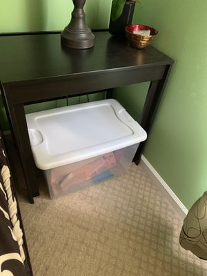 IKEA small desk - for Sale in Milton, GA