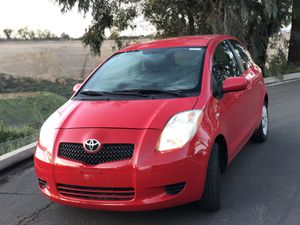 2008 Toyota Yaris Stick Shift for Sale in San Diego, CA