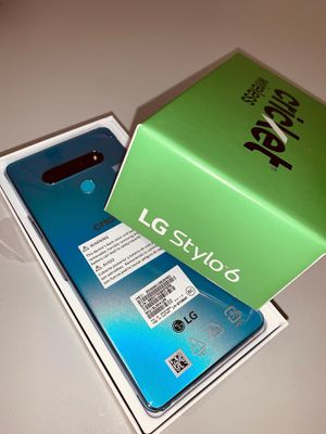 LG Stylo 6 for Sale in Victoria, TX