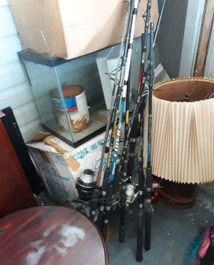 Fishing rods for Sale in Seminole, FL
