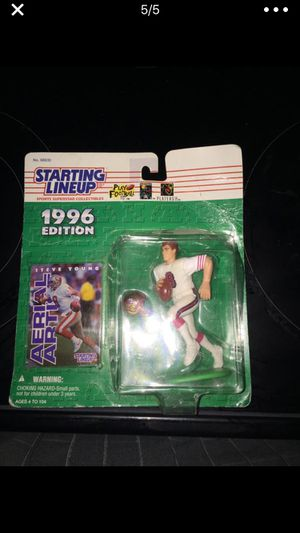 Collectibles 49ers QB Steve Young action figure for Sale in Tacoma, WA
