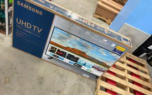 Samsung 55 inch tv nu6900 😎😎😎 91 for Sale in Houston, TX