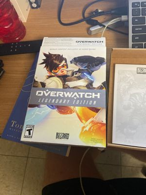 Overwatch without digital code for Sale in Farmville, VA