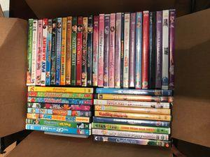 43 Kid Movies for Sale in San Luis Obispo, CA
