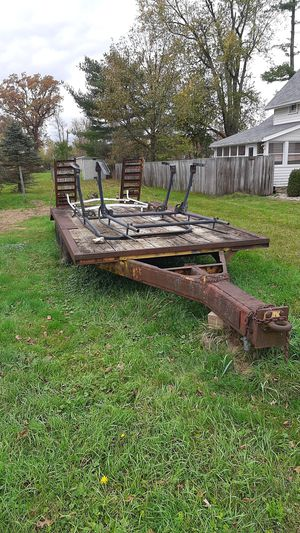 Transport Trailer/w title for Sale in Pataskala, OH