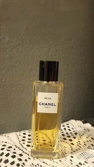 Beige CHANEL Paris Made In France Perfume!! for Sale in Los Angeles, CA