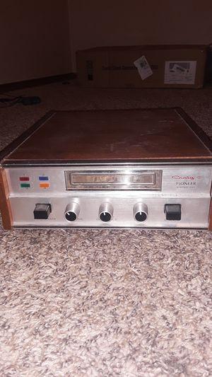 Vintage Module 3203 Craig Pioneer stereo 4 + 4 for Sale in Lawton, OK