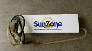 Sunzone Ozone Water Purification System for Hot Tub for Sale in Maple Valley, WA