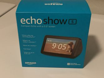 Amazon Echo Show 5 Smart Assistant Video Alexa for Sale in Henderson,  NV