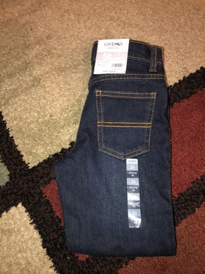 Carters jeans 5t skinny (boys) for Sale in North Andover, MA