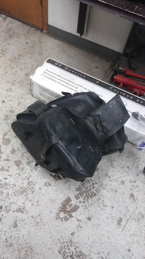 motorcycle bags xvs1100 v star yamaha for Sale in McCook, IL