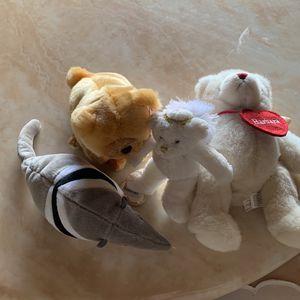 Mixed Beanie Babies/stuffed animals-Bag 111 for Sale in Anaheim, CA