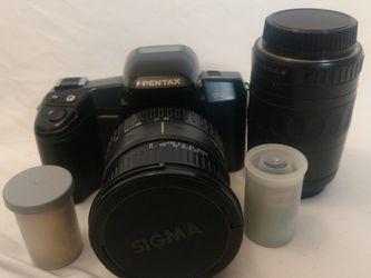 Pentax Camera for Sale in Seattle,  WA