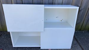 Sliding Wall shelves very nice set of 2 for Sale in Dublin, OH