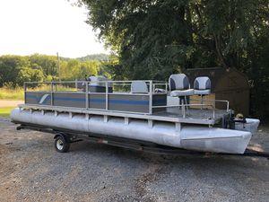 1985 Aloha pontoon for Sale in Clarksville, TN