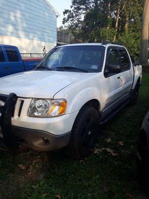 Ford Explorer sport trac $4900 OBO (or trade for Honda Element) for Sale in EASTAMPTN Township, NJ