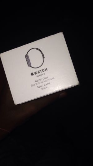 """Apple Watch """"SERIES 2"""" for Sale in New York, NY"""
