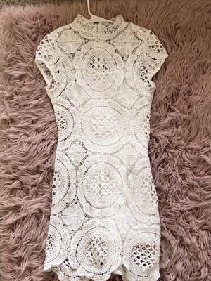 Short white dress for Sale in Miami, FL