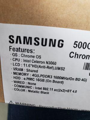 Samsung Chromebook 3 for Sale in Alexandria, VA