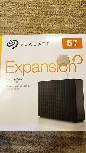Seagate desktop drive for pc for Sale in Darnestown, MD