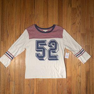 Forever 21 Classic Baseball Tee Women's Size M for Sale in Philadelphia, PA