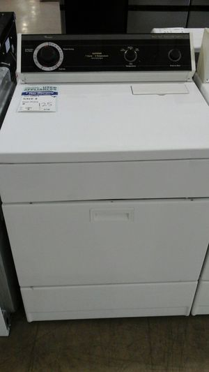 Whirlpool Heavy Duty Dryer Affordable82 for Sale in Englewood, CO