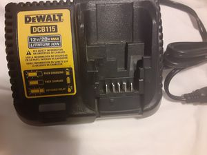 2 20v XR 5 AH BATTERIES for Sale in Boston, MA