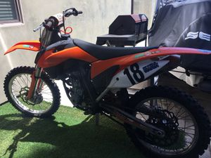 KTM 250 SXF 2013 Great Condition for Sale in HUNTINGTN BCH, CA