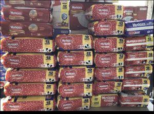 Huggies Diapers packs size N - 6 for Sale in Lehigh Acres, FL