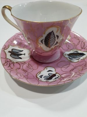 Norcrest Fine China, cup/saucer set for Sale in Campo, CA