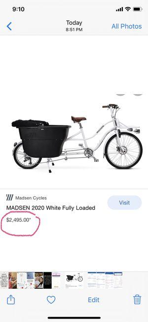 Madsen Cycle Bike for Sale in Gilbert, AZ