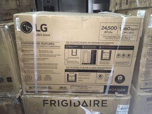 LG 24,500 BTU Window Air Conditioner Aire Acondicionado de Ventana for Sale in Miami, FL