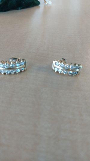 Diamond earrings for Sale in Memphis, TN