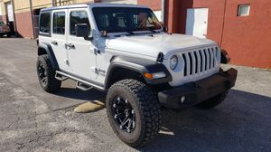2019 JEEP WRANGLER UNLIMITED 4X4 (ONLY 403 MILES) (WE FINANCE) for Sale in Miami, FL