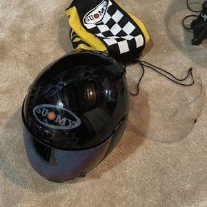 Suomy S1r Motorcycle Helmet for Sale in Gainesville, VA