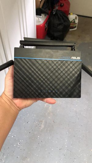Asus AC1300 Dual Band router for Sale in The Bronx, NY
