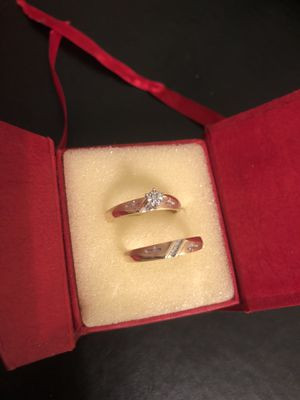 Wedding / Engagement Ring Set for Sale for Sale in Spring Hill, FL