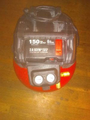 Porter Cable air compressor 150 psi for Sale in Washington, DC