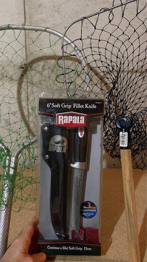 Fishing Fillet Knife for Sale in Stratford, CT