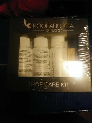 Used, Shoe Care Kit for UGG boots for Sale for sale  Rutherford, NJ