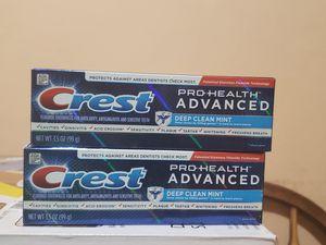 Crest toothpaste for Sale in El Monte, CA