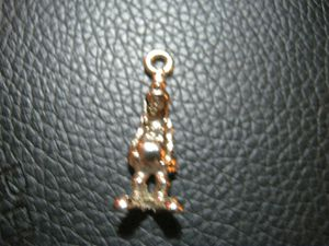 Sterling Silver Goofy Charm for Sale in San Antonio, TX